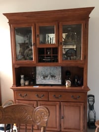 China cabinet Lorton