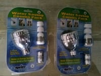 2 New Water Saving Combo Packs  Oklahoma City, 73132