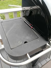 black and gray steel gas grill Fairfield, 06824