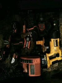 DeWalt cordless hand drill and impact wrench Land O' Lakes