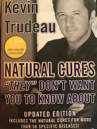 Natural cures they don't want you to know about  Brossard, J4Z 3H8