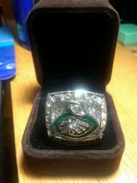 Size 13 Eagle's Championship RINGS  Ewing Township, 08638