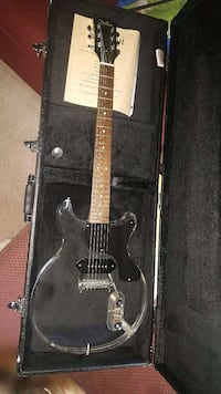 Dillion guitar with case, MUST SELL Gary, 46408