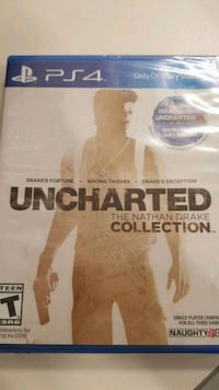 Uncharted The Nathan Drake Collection PS4 Fishkill, 12524