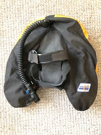 Scuba diving gear(seaquest BCD) Surrey, V3W 1R9
