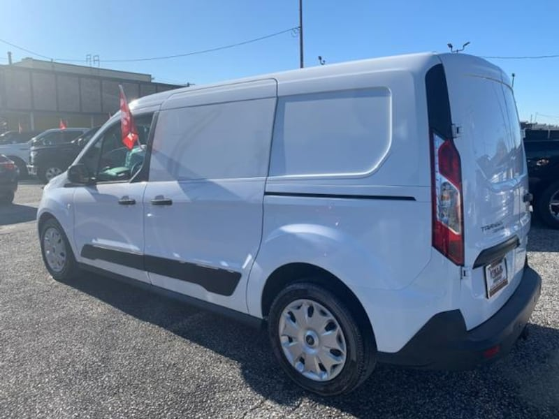 2016 Ford Transit Connect XLT 14