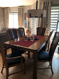 Dining room set  Laval, H7P 1E3