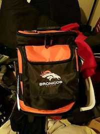 NEVER USED BRONCOS COOLER/BACKPACK Arvada, 80003