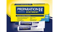 Preparation H ointment 2 pack Baltimore