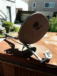 Satellite Dish..( Direct TV Brand ) Roof or Wall M