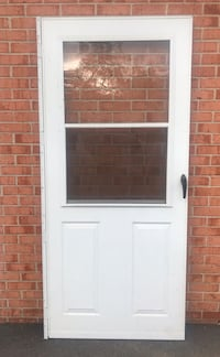Storm door with screen Sykesville, 21784