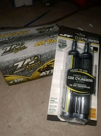 Paintballs and co2 for a paintball gun ( never bee Tucson, 85706