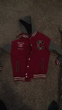 Canada 150 Year Tradition Of Excellence Letterman Sports Jacket Kelowna, V1W 5A6