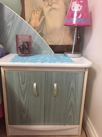 Queen size headboard,night stand and dresser