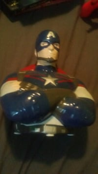 Captain america bank Toronto, M1M 2B9