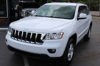 2013 Jeep Grand Cherokee White Knoxville, 37918