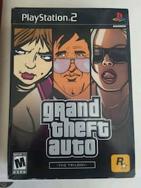 Grand Theft Auto The Trilogy for PS2  Port Orange, 32129