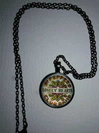 SGT.PEPPERS PENDANT NECKLACE