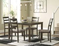 [SPECIAL] Drewing Brown Dining Set |    Houston, 77036