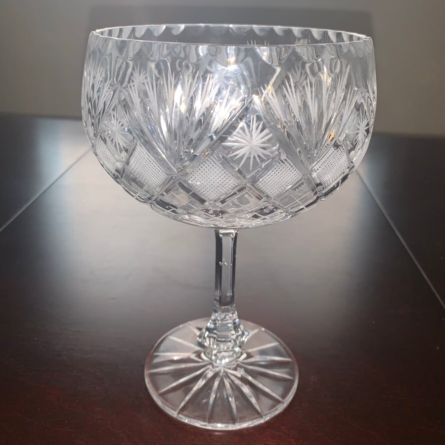 Candy bowl Crystal