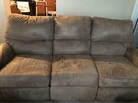 Couch, love seat, recliner, and 2 end tables Ellicott City, 21043