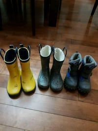 Kids  boots -size 8 Mississauga, L5R
