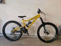 Devinci Full suspension mountain bike Langley, V2Y 0B1