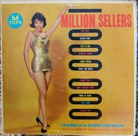 Million Sellers - Mary Tyler Moore Pinup LP Tops L1647   Woodstock, 22664