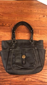 Rosetti Black Bag Polyvinyl 33 km