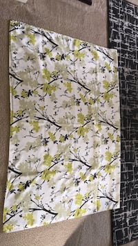 Table cloths size 58 x 80 cherry blossom tablecloth only