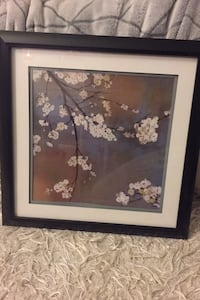 Flower painting picture frame Howell, 07731
