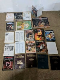Lot of D&D books including ultra rare books/sets
