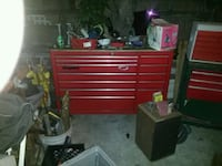 Snap on tool box  Anaheim