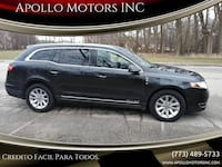 Lincoln-MKT Town Car-2013 Chicago