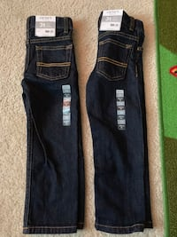 Brand new size 3t Carter's skinny fit jeans Aldie, 20105