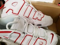white-and-red Nike Uptempo Miramar, 33027