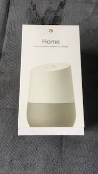Google Home. (brand new) sealed and unopened Ladera Ranch, 92694