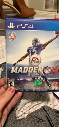 MADDEN 16 for PS4 Fullerton, 92833