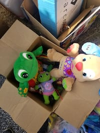 Toys leap frog everything in box Parkville, 21234