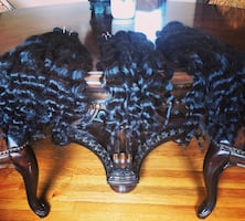 Virgin Temple Indian loose curly hair
