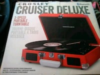 CROSLEY CRUISER DELUXE NEW 3122 km