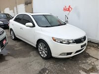 2012 Kia Forte SX / Leather / Sunroof / Fully Loaded / Low KMS 540 km