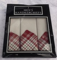 Men's handkerchiefs  Vienna, 22180