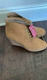 Target Wedges - Women's Size 9 Franklin, 37064