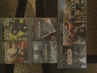 Video games PS3 and ps4  Abilene, 79601