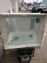 Jeld wen windows and doors 37 1/2 inches 2nof them