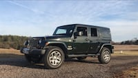 Jeep - Wrangler JK Unlimited - 2012 Gainesville