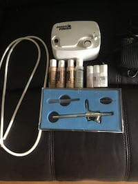 Airbrush cosmetic kit! Used once! Jacksonville, 32257