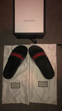 Gucci Slides size 9 Redding, 96003