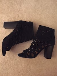 Heels from Le Chateau  Surrey, V3R